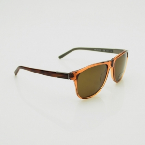 Calvin Klein Orange Frame Polarized CK7855SP Sunglasses