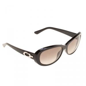 Cartier Black Cateye Sunglasses