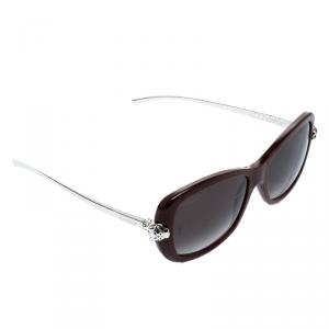 Cartier Red Panthère De Cartier Sunglasses