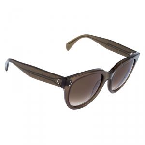 نظارة شمسية سيلين CL 41755 أودري متدرجة خضراء / خضراء زيتونية مستديرة