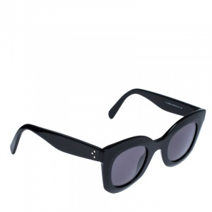 Celine Black CL 41393/S Marta Cateye Sunglasses