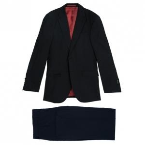 CH Carolina Herrera Single Breasted Men's Suit EU46