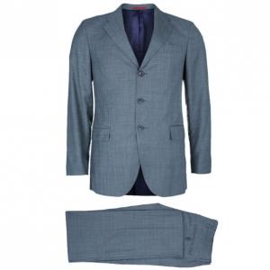 CH Carolina Herrera Grey Men's Suit EU46