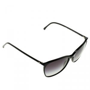 Chanel Black 5277 Cat Eye Sunglasses