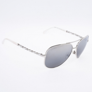 Chanel 4194-Q Chain Link Woman Aviators