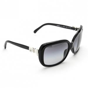 Chanel Black 5171 Bow Woman Sunglasses