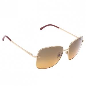 Chanel Square Frame Woman Sunglasses