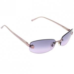 Chanel 4067 Purple Rimless Women Sunglasses