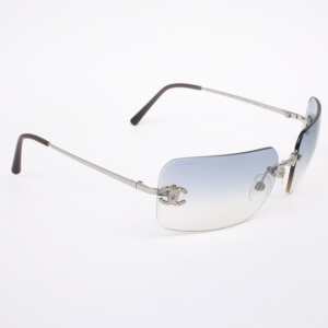 Chanel Rimless 4017-D Women Sunglasses
