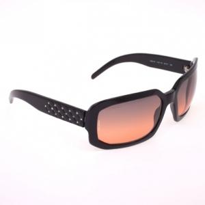Chanel Black Rectangle Sunglasses