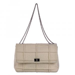 Chanel Beige Vintage Reissue Flap Bag