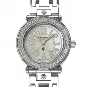 Charriol Geneve RT30 Swiss Movement Diamond Ladies Watch