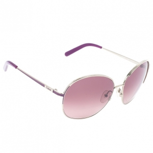Chloe Purple Woman Aviators CE104S-746