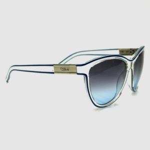 Chloé Transparent Blue CE622S Womens Sunglasses