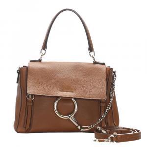 Chloe Brown Leather Faye Day Bag
