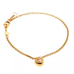 Chopard Happy Heart Diamond 18k Rose Gold Bracelet