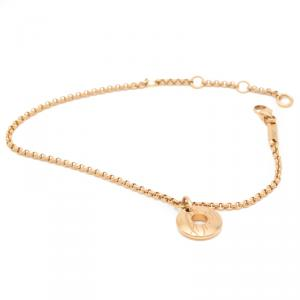 Chopard 18K Rose Gold Chopardissimo Bracelet