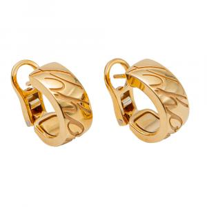 Chopard Chopardissimo Yellow Gold Earrings