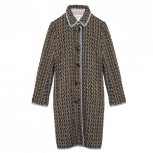 Christian Lacroix Evening Overcoat M