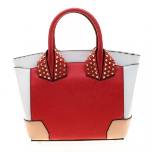 Christian Louboutin Multicolor Leather Eloise Satchel