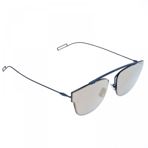 Dior Blue Homme Mirror Sunglasses