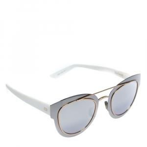 Dior Silver Mirror Gradient LMJ96 DiorChromic Sunglasses