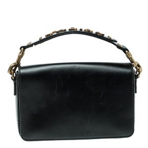 Dior Black Leather J'adior Flap Bag