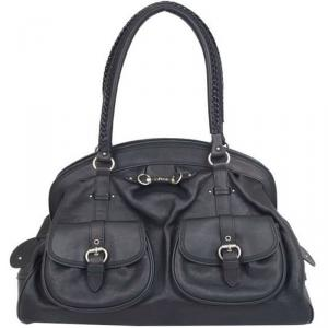 Dior Black Leather My Dior Everyday Bag