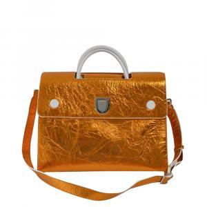 Dior Metallic Gold Diorever Bag