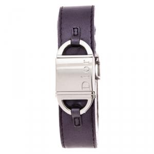 ساعة يد نسائية ديور بانديورا D78 ستانلس ستيل فضي 18 مم