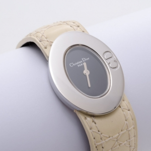 "Dior ""Lady Dior"" Stainless Steel Ladies Watch"