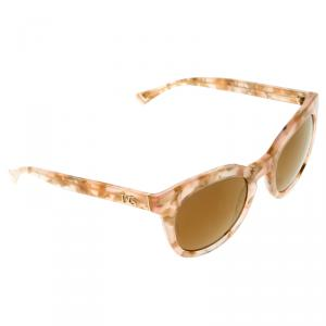 Dolce and Gabbana Gold/Marble DG4249 Sunglasses