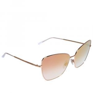 Dolce & Gabbana Pink Gradient/Pink Gold DG2208 Sunglasses