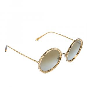 Dolce & Gabbana Gold DG2211 Sunglasses