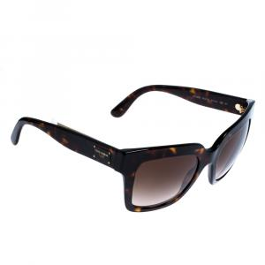 Dolce & Gabbana Brown Gradient/Havana DG4286 Sunglasses
