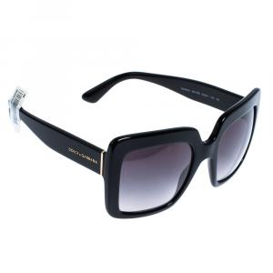 Dolce & Gabbana Grey Gradient/Black DG4310 Sunglasses