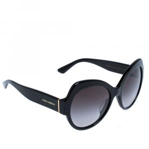 Dolce & Gabbana Grey Gradient/Black DG4320-F Sunglasses
