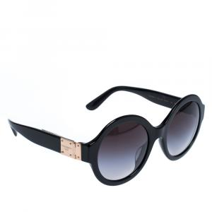 Dolce & Gabbana Grey Gradient/Black DG4331-F Sunglasses