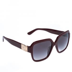 Dolce & Gabbana Grey Gradient/Bordeaux DG4336-F Sunglasses