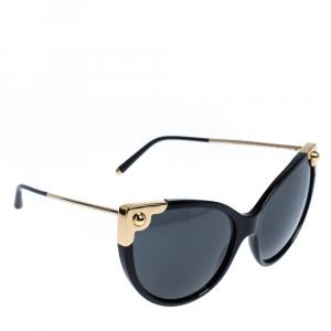 Dolce & Gabbana Grey/Black DG4337 Sunglasses