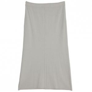 Donna Karan Grey Tube Skirt S