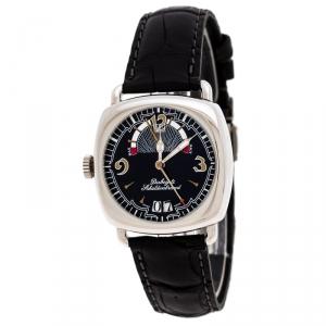 Dubey & Schaldenbrand Black Stainless Steel Caprice 03 Special Edition Men's Wristwatch 31MM