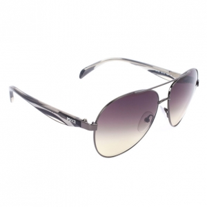 Emilio Pucci 132S Grey Oversized Womens Sunglasses