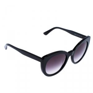 Etro Black Gradient ET643S Cat Eye Sunglasses