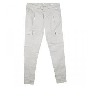 Fabiana Filippi Beige Cargo Pocket Detail Pants XXS - used