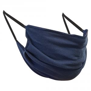 Non-Medical Handmade Blue Cotton Face Mask - Pack of 5