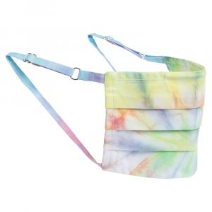 Non-Medical Handmade Rainbow Tie Dye Face Mask By Mr. Moudz Collection (Available for UAE Customers Only)