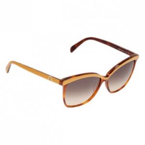 Fendi Tortoise Frame 5287 Cat Eye Sunglasses