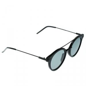 Fendi Black FF 0225/S Round Sunglasses