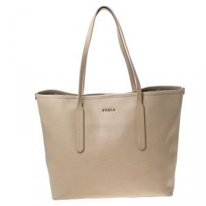 حقيبة يد فورلا Ariana  جلد بيج